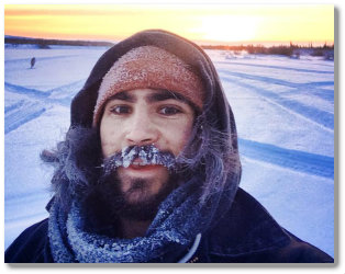 Kyle Campbell Wild Alaska Chaga