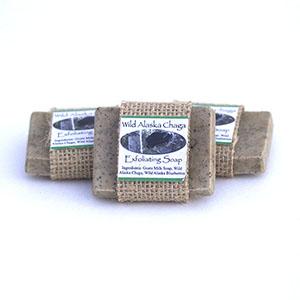 Wild Alaska Chaga Soap