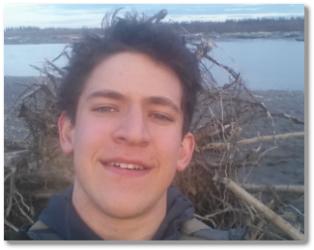 Gabe Witte Wild Alaska Chaga