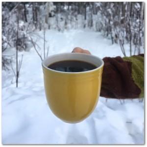 Alaska Chaga Tea Cup